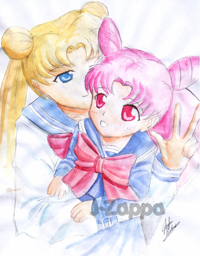 chibiusa and usagi relationship tips