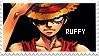 Stamp - Ruffy by Sunye