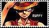 Stamp - Ruffy by Sunye