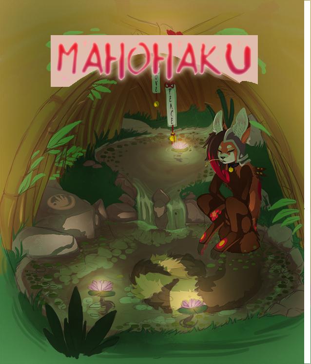 Mau's Oasis **WIP** by MahoHaku