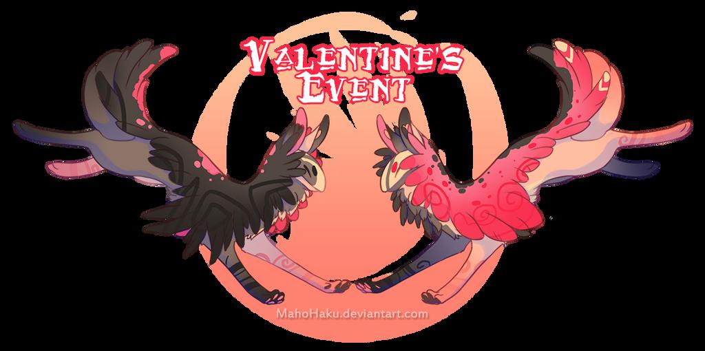 Valentine's FeatherCloak (closed) by GentleLark