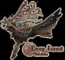Legendary Earth Cloak - Deep Forest