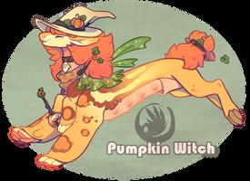 Pumpkin Witch Mami - CLOSED by GentleLark