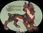 Mami Halloween Bat Cutie- DTA (CLOSED)