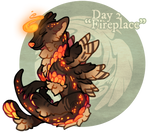 Day 2 - Advent - Fireplace