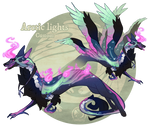 Arctic Lights - Custom by GentleLark