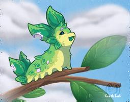 Leafy Breeze - Gift by GentleLark