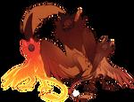 Cursed Fall Bird - Custom
