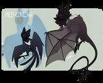 Pied Crow - Cursed Custom