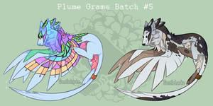 Plume Grams [Batch 5]