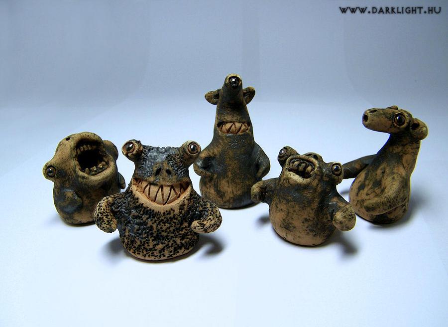 Mini 'sters by DarkMask