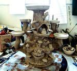 Big Old Ent Candleholder