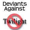 Deviants against twilight by color-me-cory