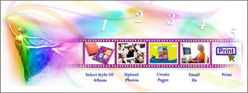 photo album banner by ringoatef