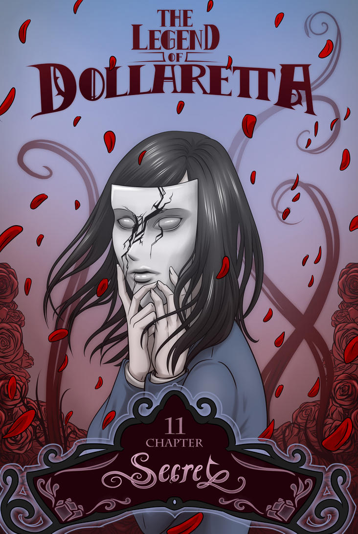 The Legend of Dollaretta 11 - Secret by erryCherry