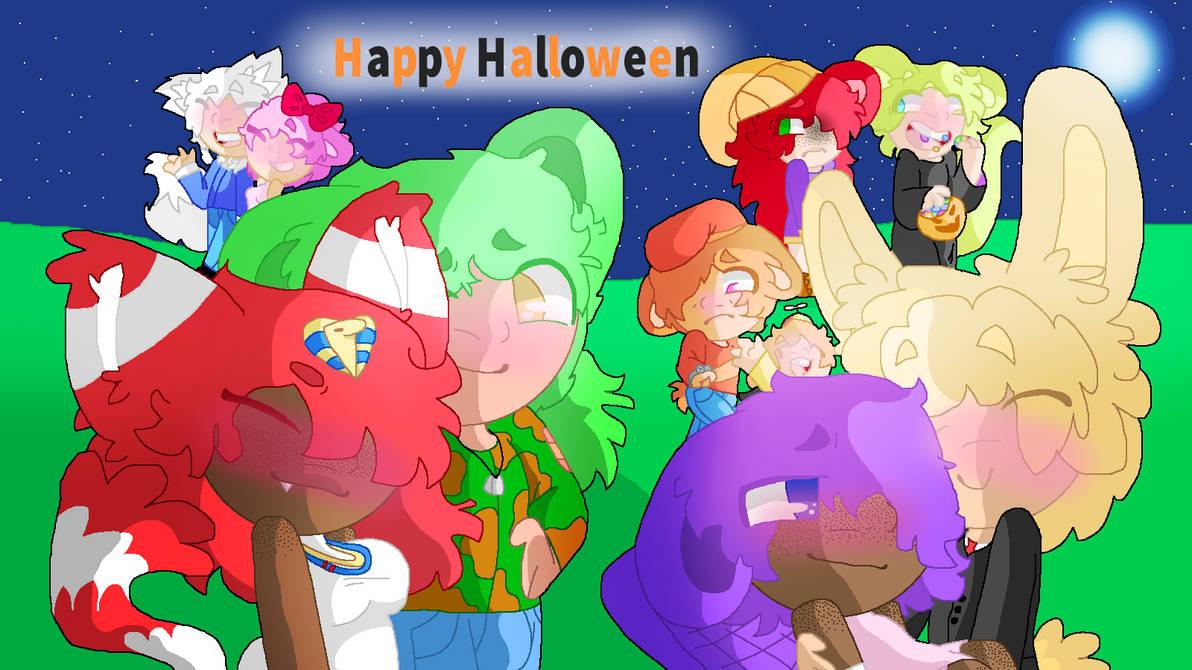 Happy Halloween Art [I know its not Halloween]