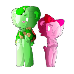 Giggles and Flippy