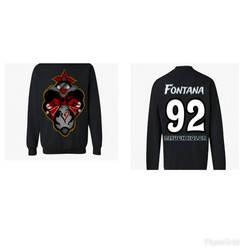 Fontana SweatShirt by 2MuchKolor