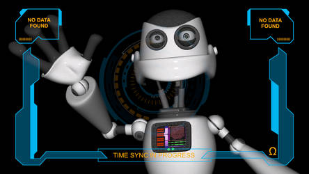 Blipo the Robot by Sirius1066