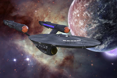 Space - The Final Frontier... by Sirius1066