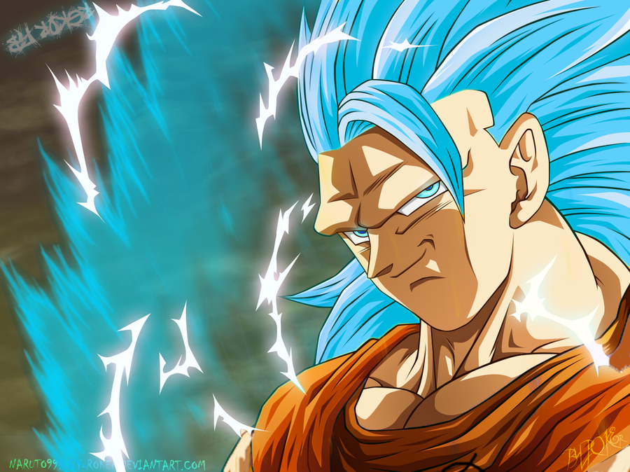 Super Saiyan God Super Saiyan 3 by LucasBoato on DeviantArt