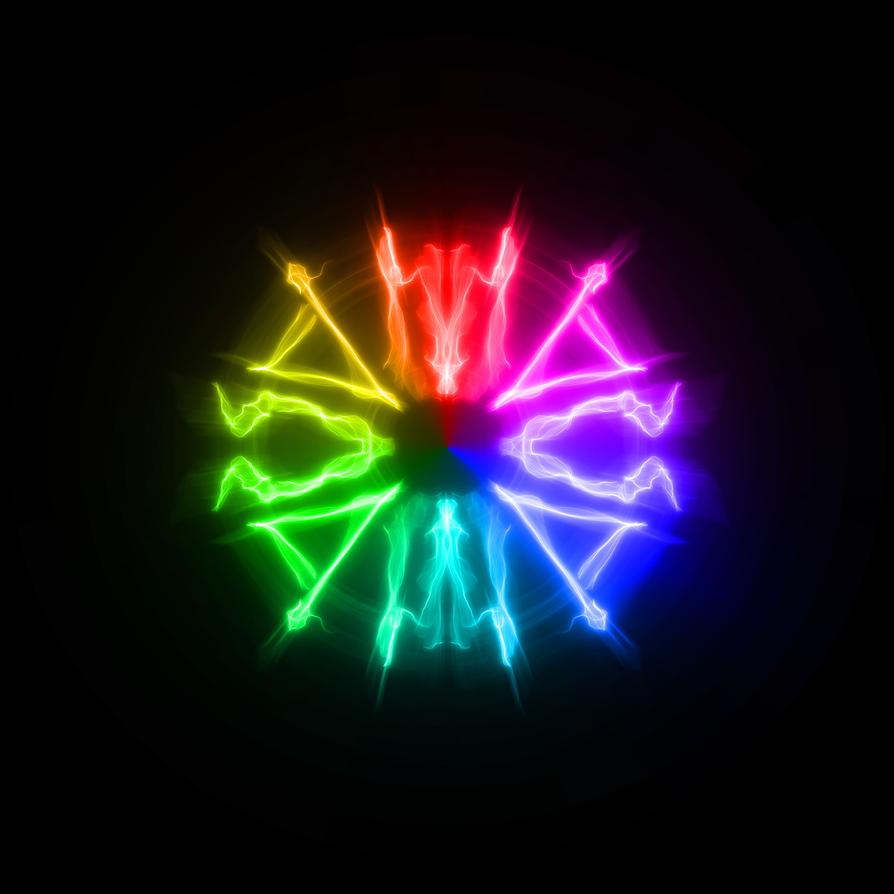 Silk Weave Rainbow Glyph By Medarrow On DeviantArt