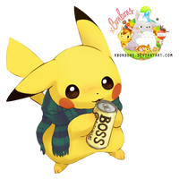Pikachu by xMissOMG