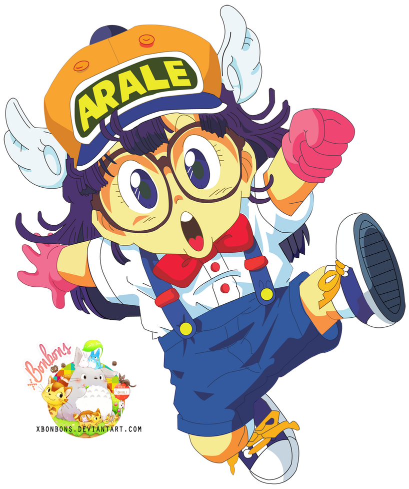 Arale By XMissOMG On DeviantArt