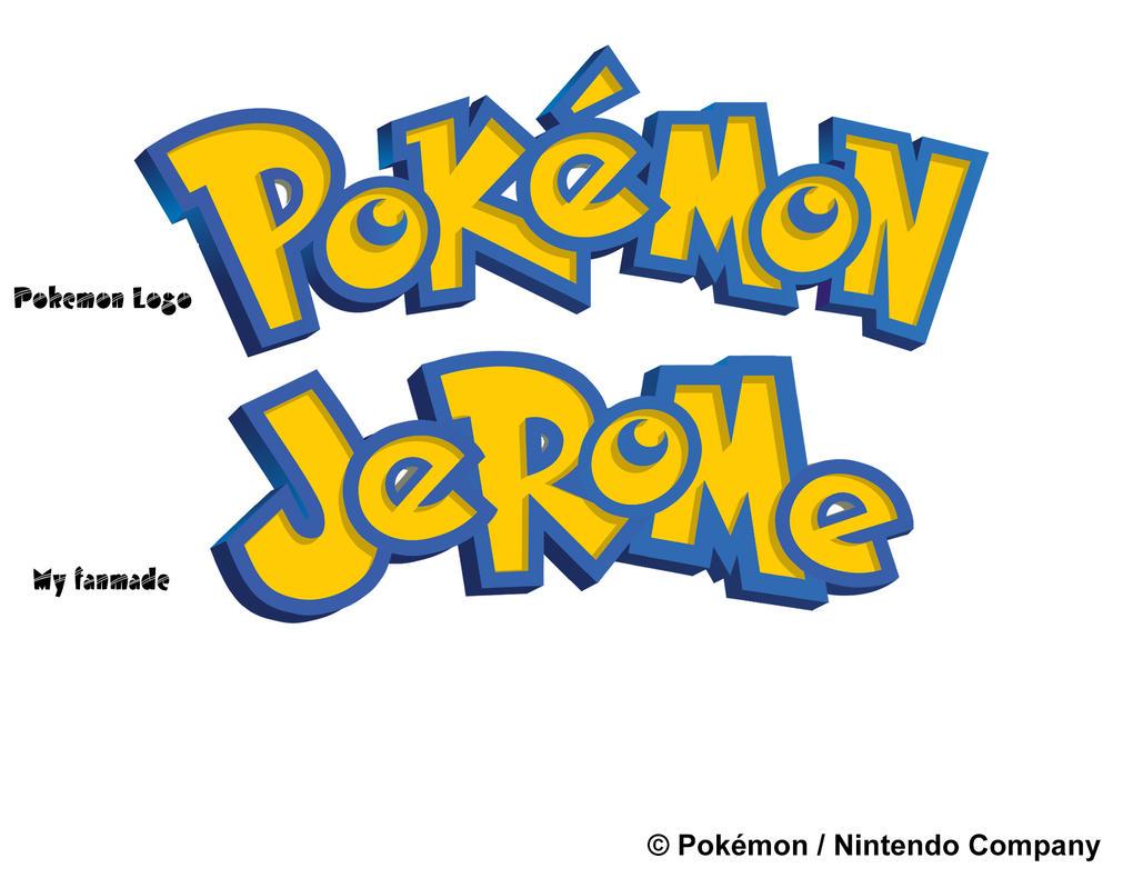 My Pokemon Fanmade And Original Logo Comparison 368615054
