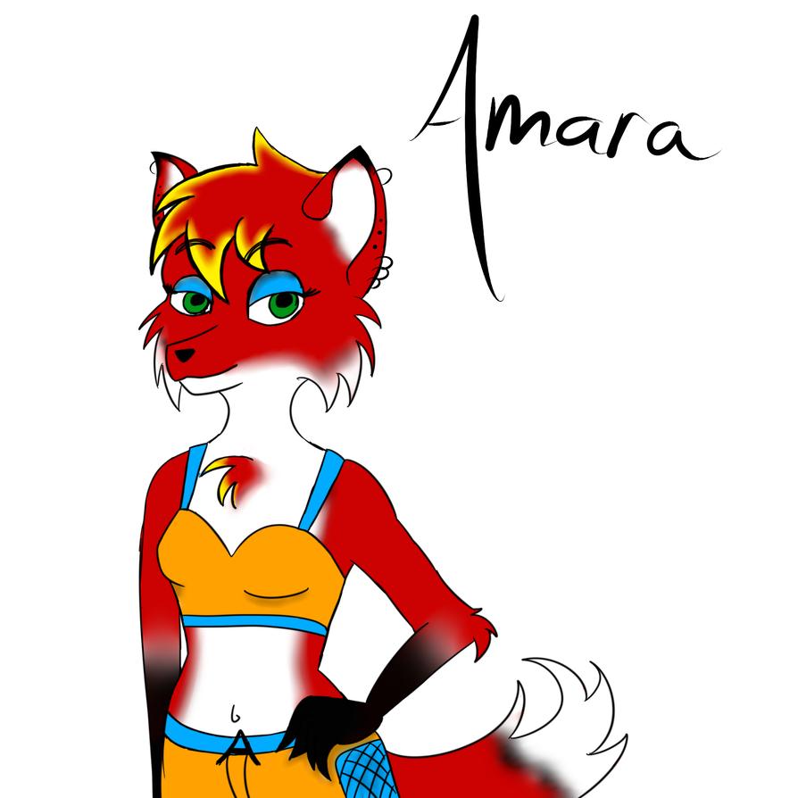.:Furry OC - Amara:. by SexyMooseQueen