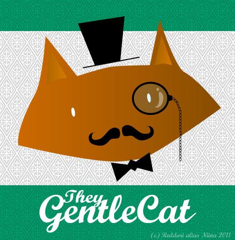Gentlecat by Reddari