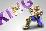 Tekken wallpaper - King 2