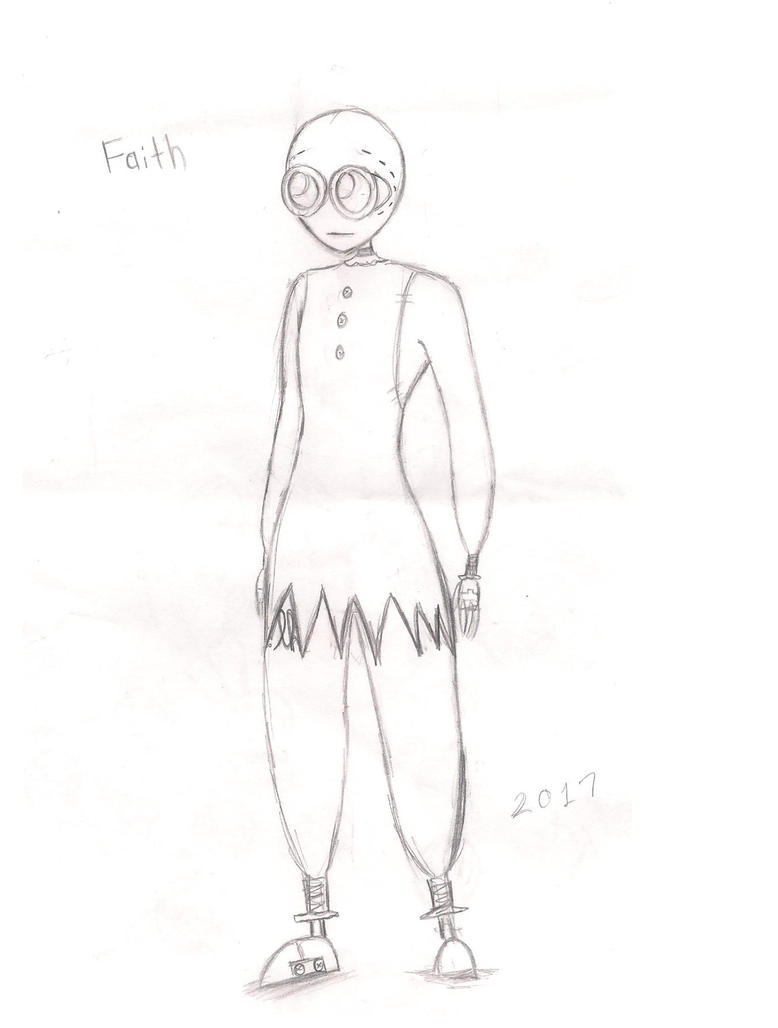 Adult Faith (9 OC) by 9fANN
