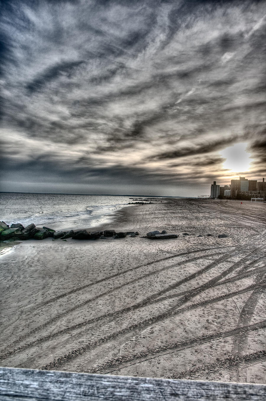Lines in the Sand by galactica1actual