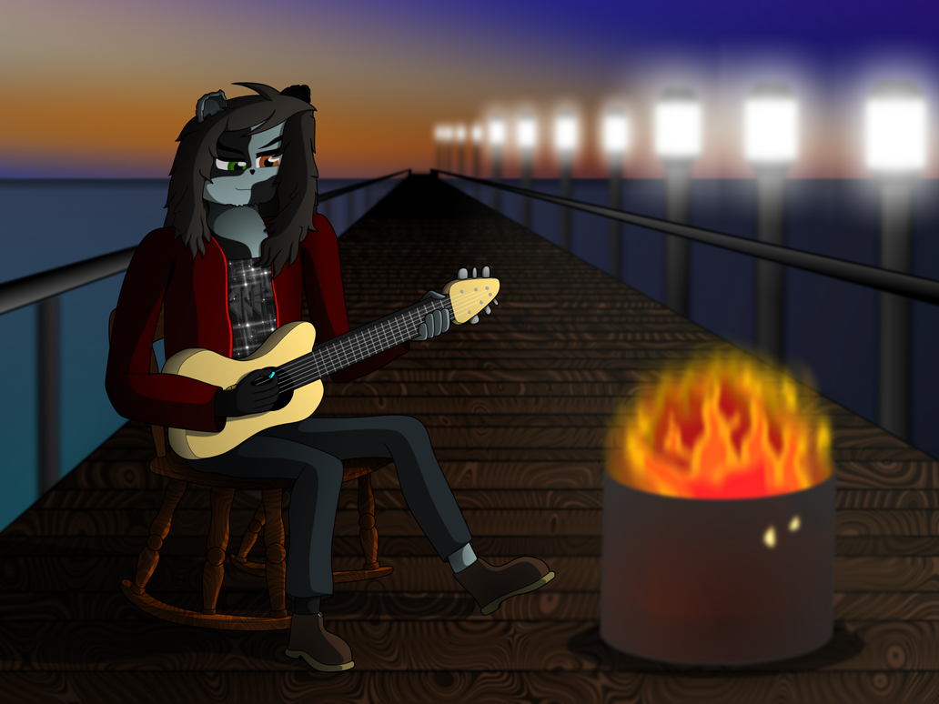 Rockin' by G4CEsz-Artique