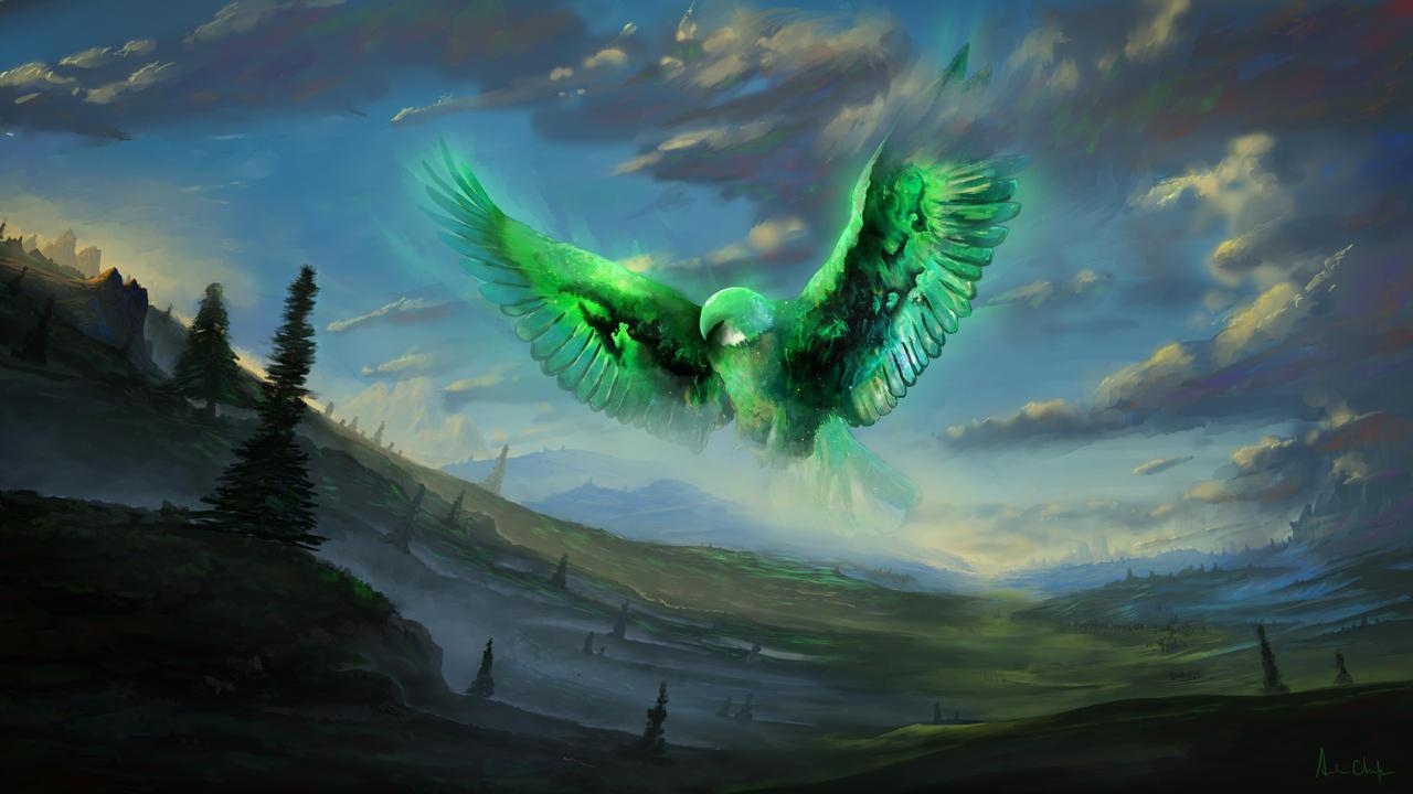 Sentinel of the Helphores Hinterlands