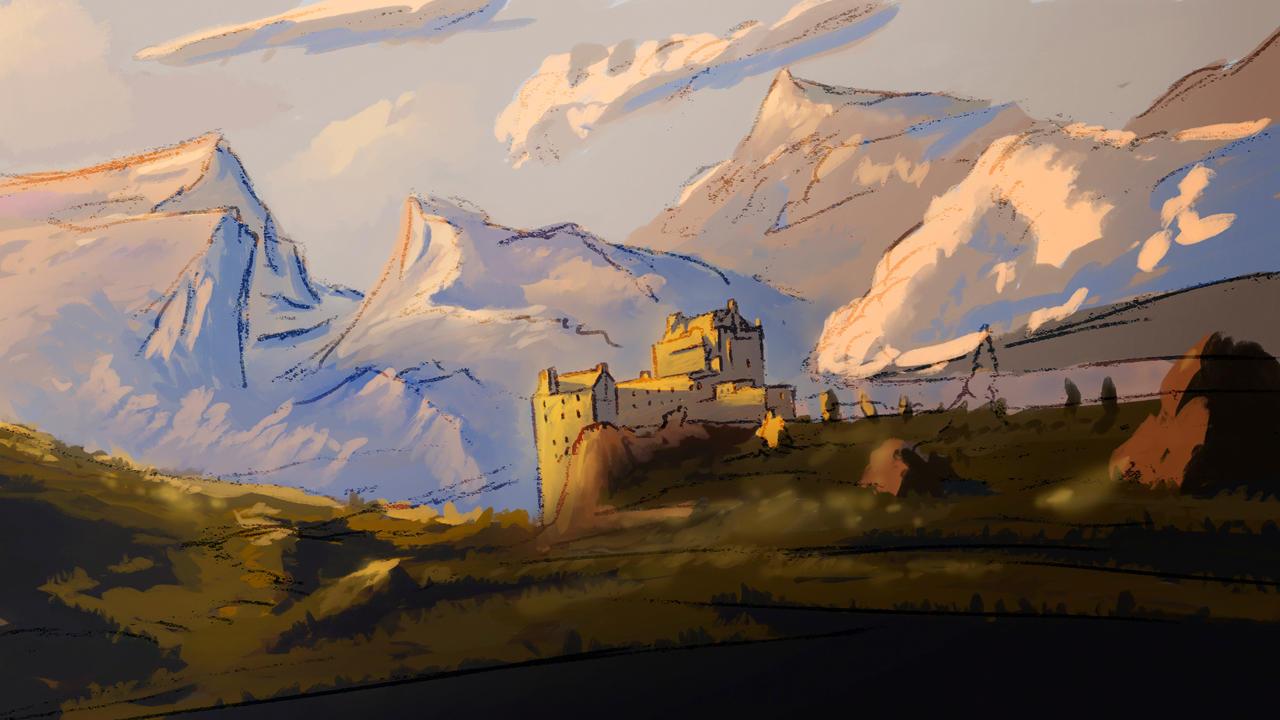 December 16 sketch