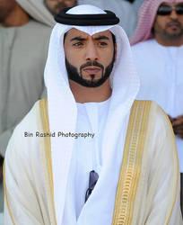 HH Hazza bin sultan