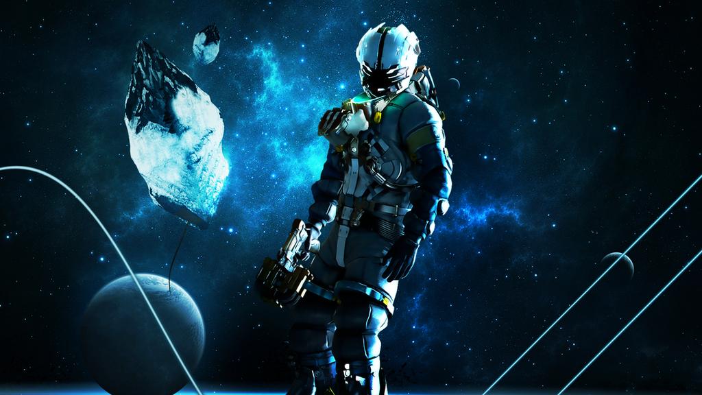 Dead Space 3 Wallpaper HD 1080p By Rikoray