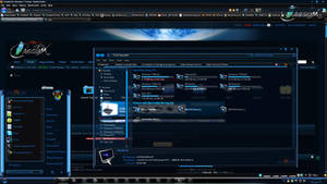 Windows 7 Themes: Infinium