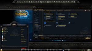 World of Warcraft W7 Theme