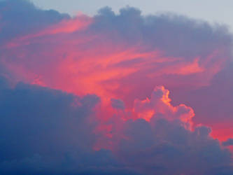 i stole a sunset by Andromedda