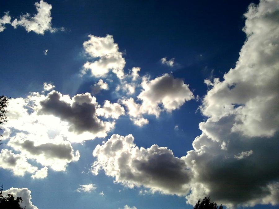 Sky is sky by cuteAinash