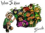 Inazuma Eleven: Wild Jr High