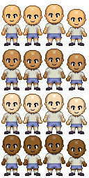 Formation Sprite Bases by Card-Queen