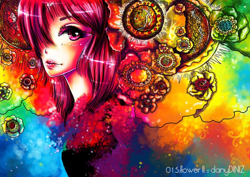 flower II .15 by danydiniz