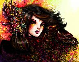 wild woman. by danydiniz