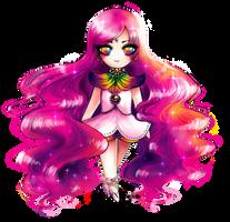 Chibi Rainbow. by danydiniz