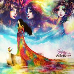 2013 CALENDAR. by danydiniz