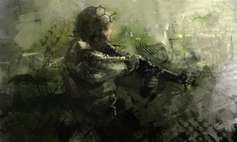 Jungle Warfare Wallpaper Jungle warfare by smoox: imgarcade.com/1/jungle-warfare-wallpaper